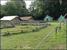 Camp Quest in Bruton, Somerset