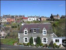 Newtown St Boswells - Undiscovered Scotland