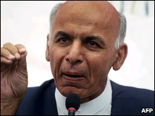 Ashraf Ghani Ahmadzai