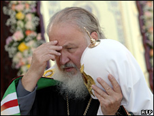 Patriarch Kirill (28 July 2009)