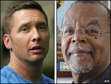 Sgt James Crowley and Prof Henry Louis Gates