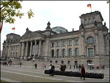 Berlin's Reichstag building