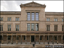 Berlin's newly refurbished Neues Museum