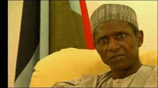 President Umaru Yar'Adua