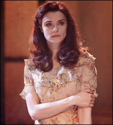 Rachel Weisz in A Streetcar Named Desire (photo by Johan Persson)