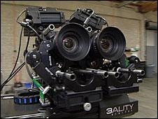Dual-lens camera