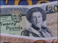 States of Jersey £20 note