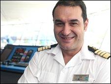 Captain Apostolos Bouzakis