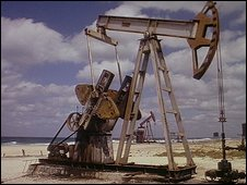 A pump at an oilfield in Cuba (file image)