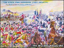 The 51st Foot, The Kings Own Yorkshire Light Infantry