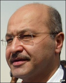 Barham Salih, Deputy PM of Iraq and possible next PM of Kurdistan