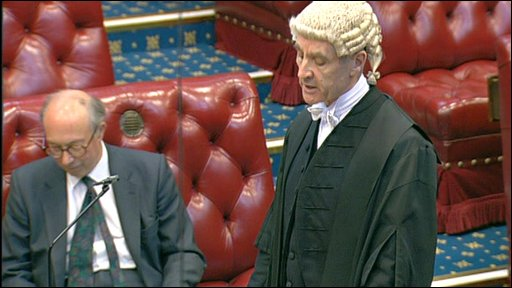 House of Lords session
