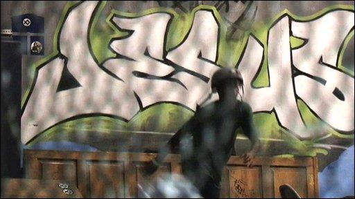 Skate ministry