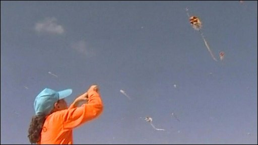 Gaza kites