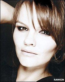 Caroline Briggs. Copyright: Rankin