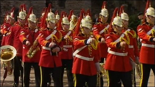 The Welsh Cavalry