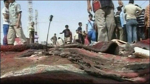 Baghdad car bombs