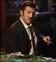 Vincent Cassel as Jacques Mesrine