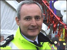 Northamptonshire Police's new chief constable Adiran Lee