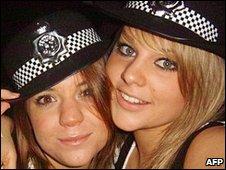 Rebecca Turner and Shanti Andrews