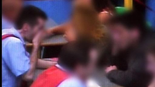 Drug smuggling footage