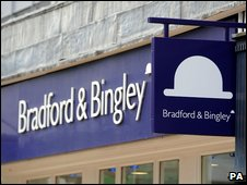 Bradford & Bingly shop front