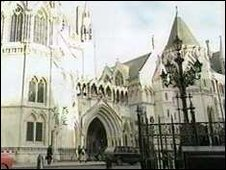 Appeal Court, London