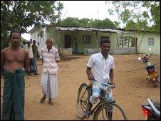 The fishing village of Palliyathidal