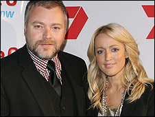 Kyle Sandilands and Jackie O