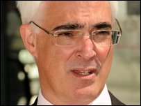 Alistair Darling c/o Getty Images