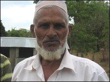 Mr Wellalebbe Mudalian, the village leader