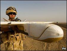 UAV deployment