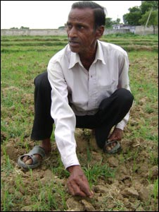 Farmer Baldev Kumar