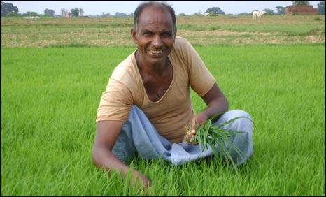 Farmer Gulab Mahato