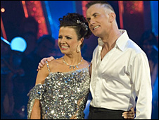Karen Hardy and Gary Rhodes