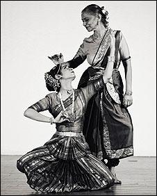 Indu Mitha performs