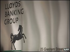 Lloyds Banking Group head office