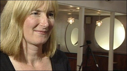 GP Sarah Wollastone, Tory candidate for Totnes in Devon