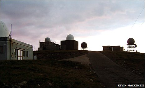 St Kilda radar station