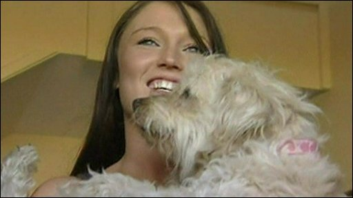 Muffy is reunited with 17-year-old Chloe Rushby