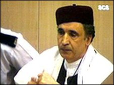 Lockerbie bomber Megrahi
