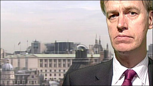 Financial Secretary to the Treasury Stephen Timms