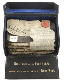 Burns Bible