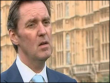 Alan Milburn MP