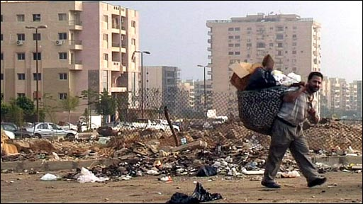 Rubbish collectors of Cairo