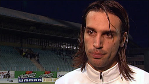 Celtic striker Giorgios Samaras