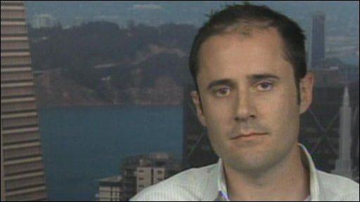 Twitter CEO, Evan Williams