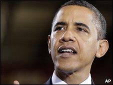 US President Barack Obama. Photo: 5 August 2009