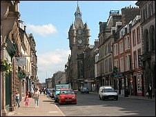 Hawick - Undiscovered Scotland