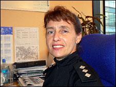 Ch Insp Jane Black